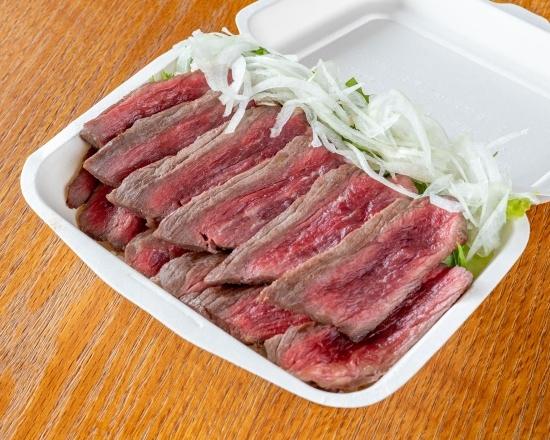 熟成ステーキ丼 200g