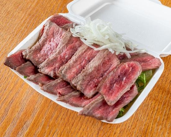 熟成ステーキ丼 300g